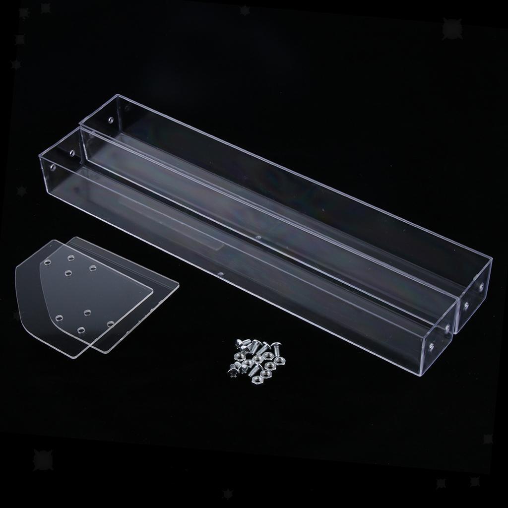 Organizzatore-Display-Espositori-Cremagliera-Abbellimenti-Per-Smalti-Negozio miniatura 4