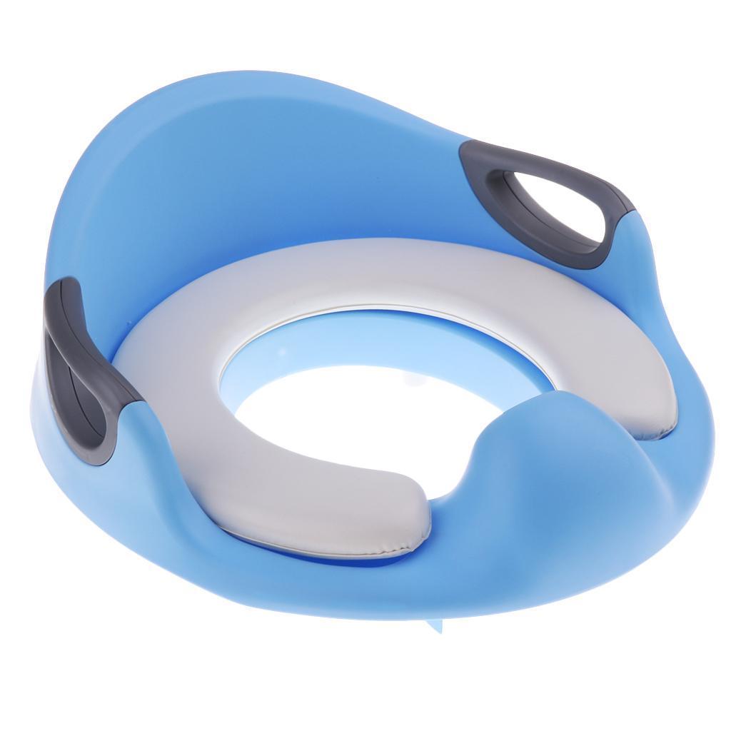 Indexbild 9 - WC Adapter für Töpfchen Training Baby Kinder Kleinkind Kinder Trainer Sitz