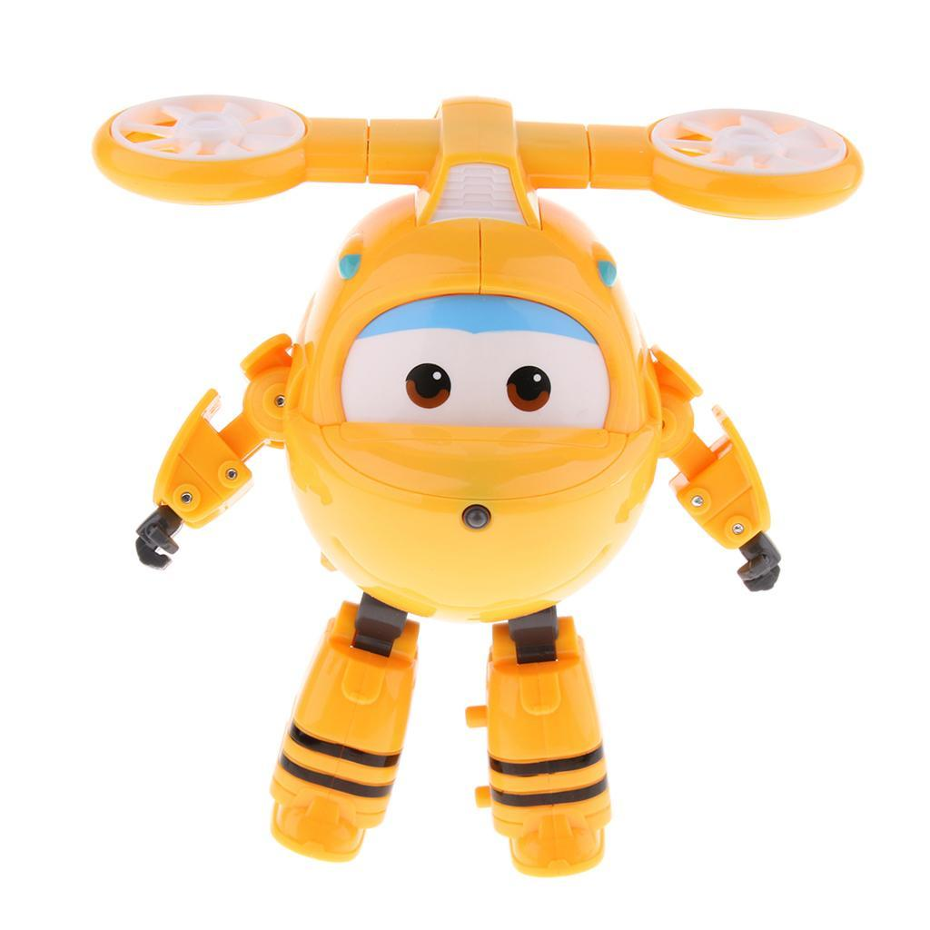 Super-Wings-Transforming-Robot-Plane-Vehicle-Character-Figures-Cartoon-Toy-Gifts miniature 20