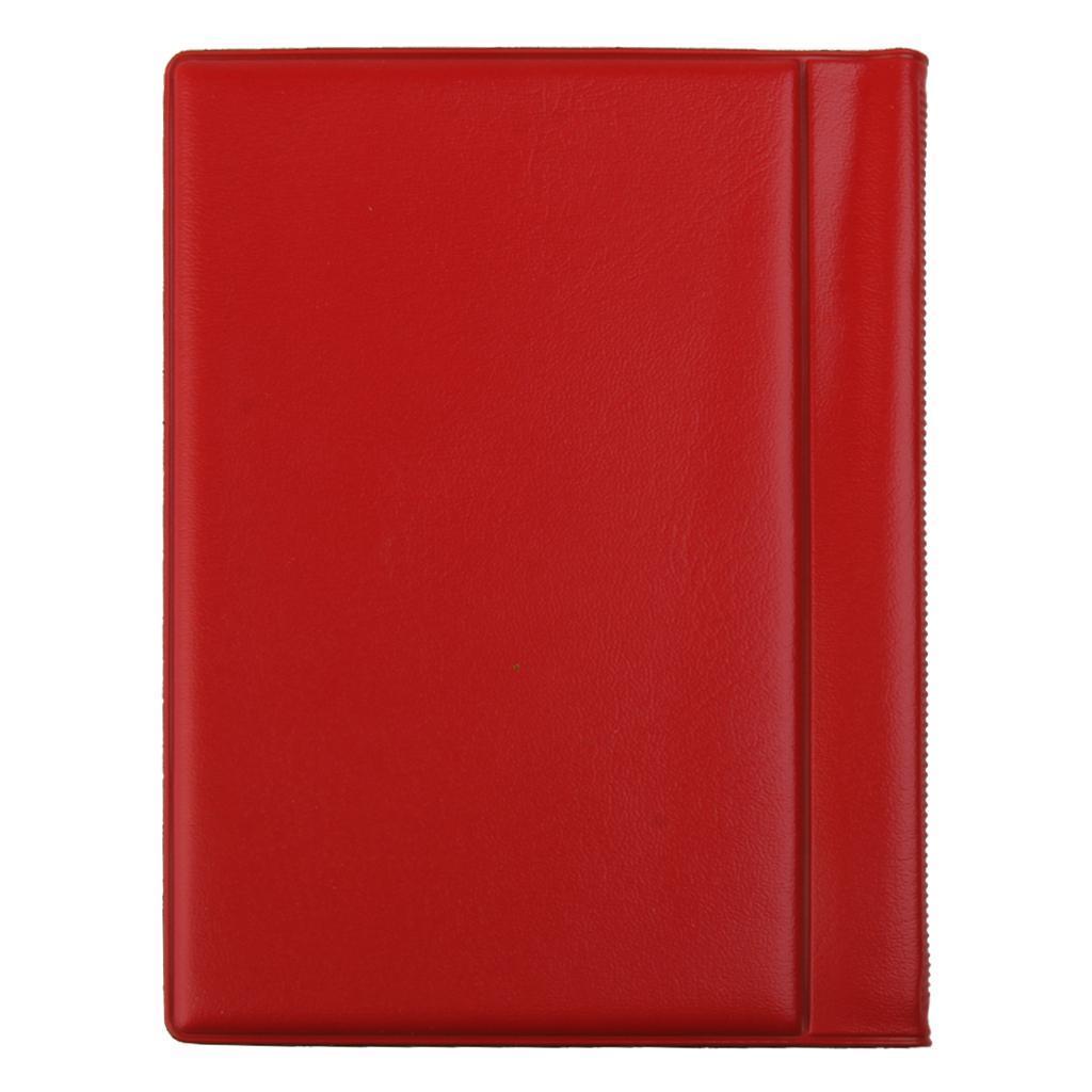 Raccoglitore-per-Monete-da-Collezione-Album-Portamonete-120-Tasche-10-Fogli miniatura 12