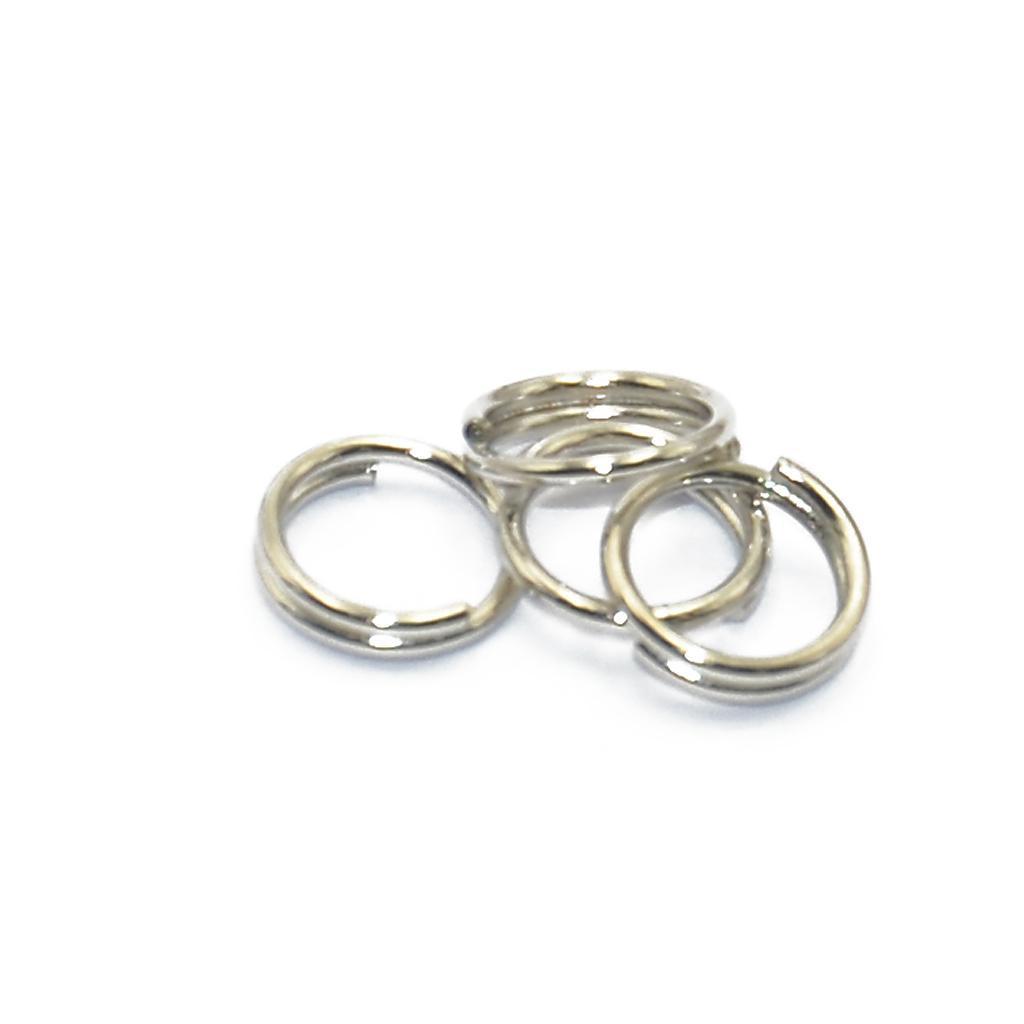 200pcs-Lot-Steel-Metal-Key-Split-Ring-Keyrings-Key-Chain-Findings-Making-6mm-8mm thumbnail 6