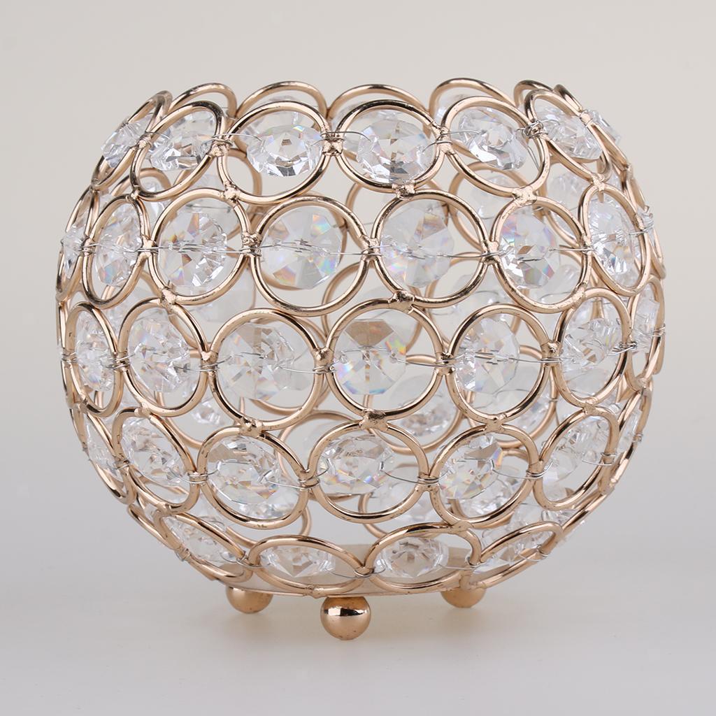 3-Design-Arm-Pillar-Crystal-Cup-Candle-Holder-Candelabra-Wedding-Table-Decor thumbnail 29