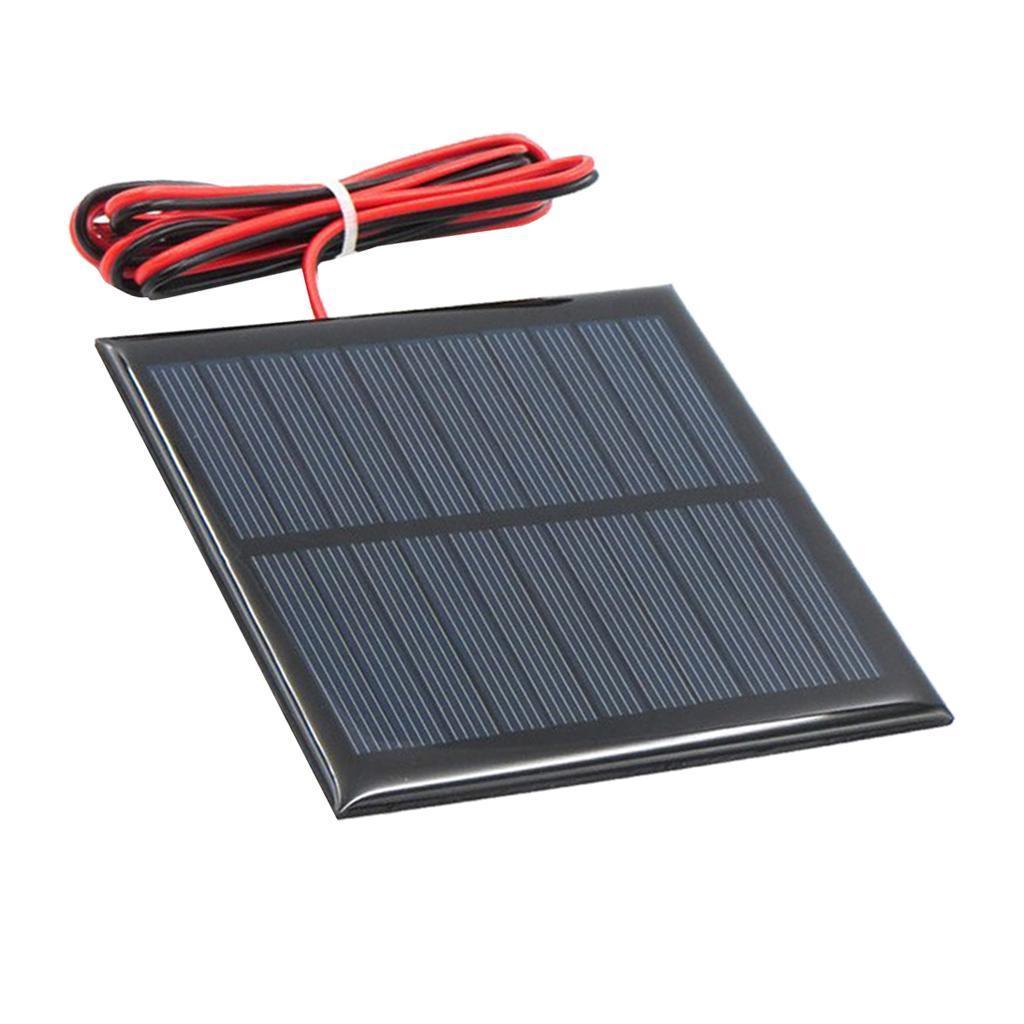 Mini Solar Panel Polycrystalline Silicon DIY Battery ...