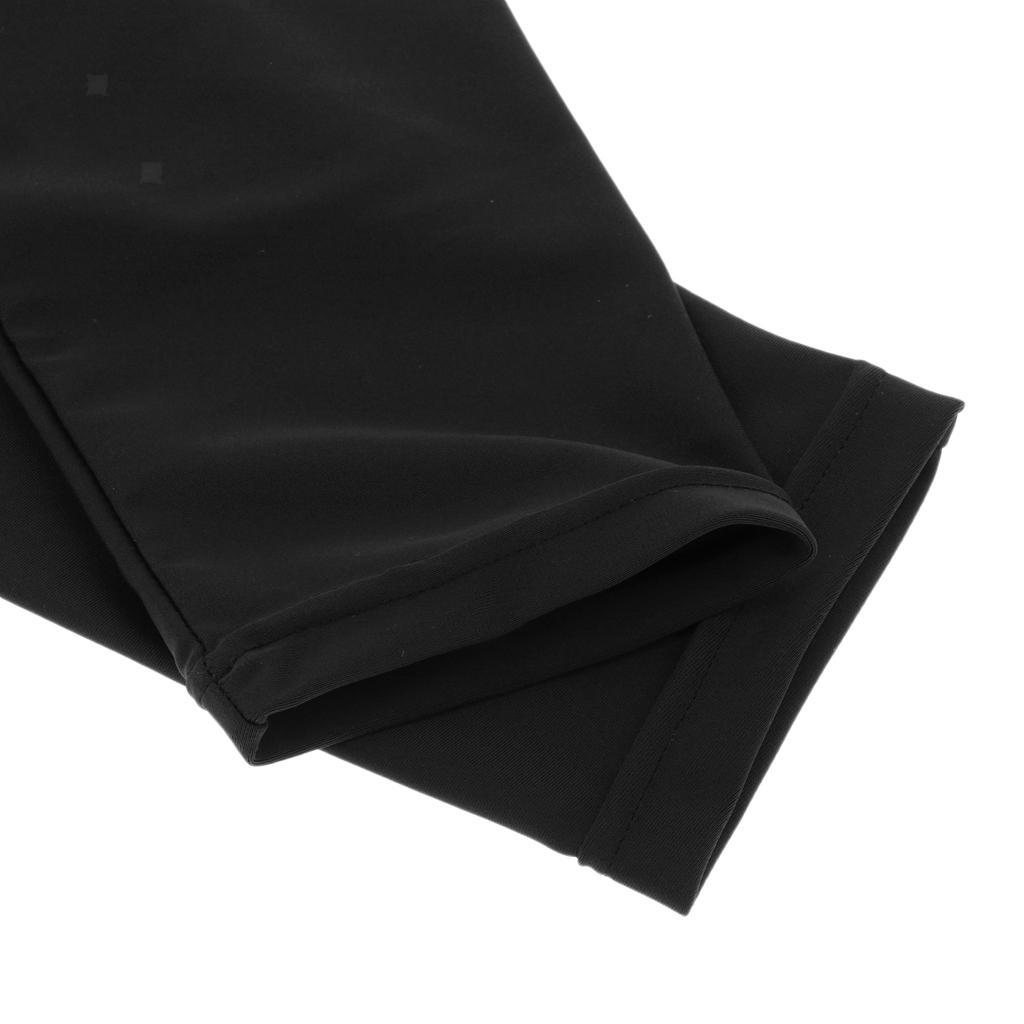 Perfeclan-Mens-Rash-Guard-Compression-Long-Sleeve-Swimwear-UV-Protection thumbnail 9