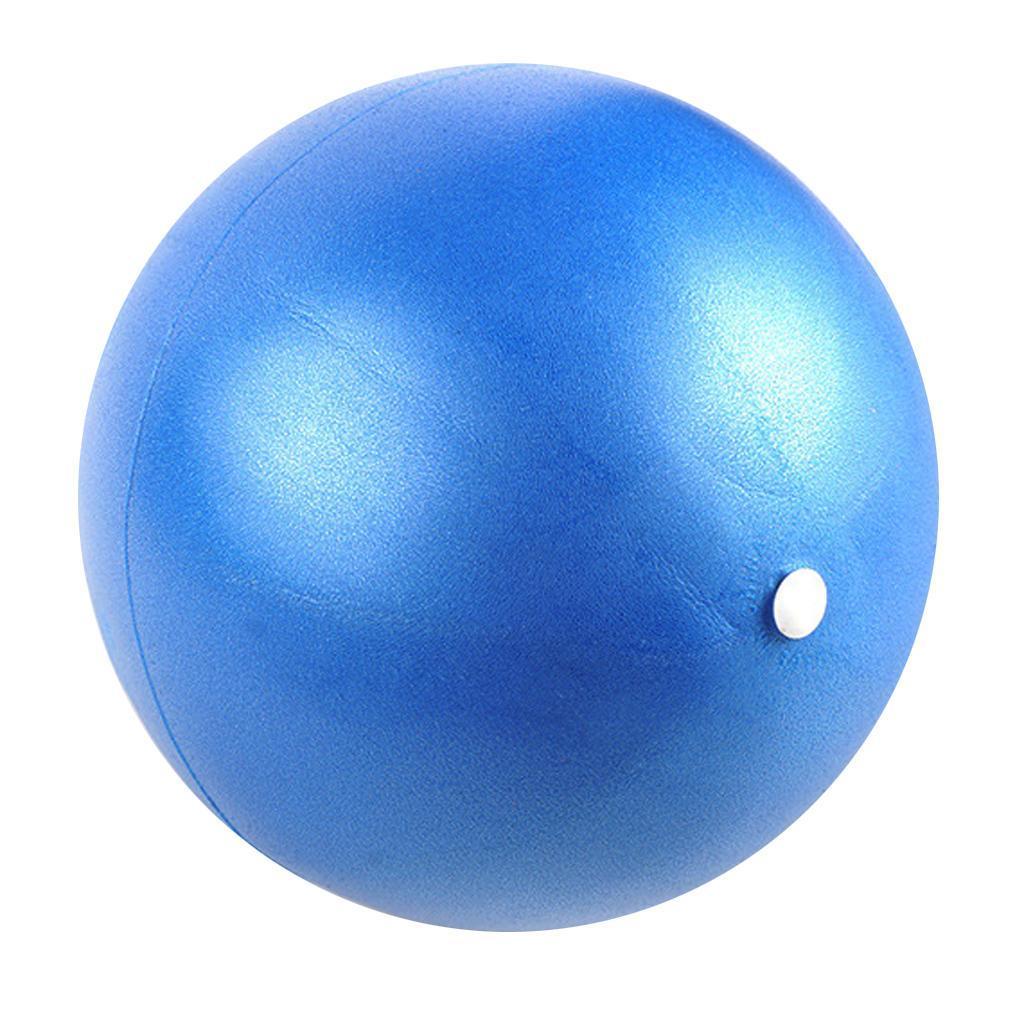 Palla-Di-Fitness-Per-Pilates-Da-Casa-Di-15-Cm-Anti-Rottura-Yoga-Gym miniatura 8