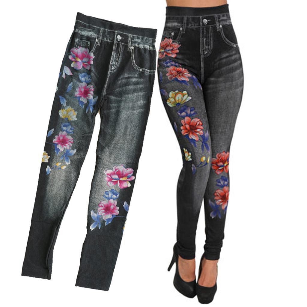 Femme Leggings de Sport Pantalons Opaque Belle Coupe et Confortable Sans | eBay