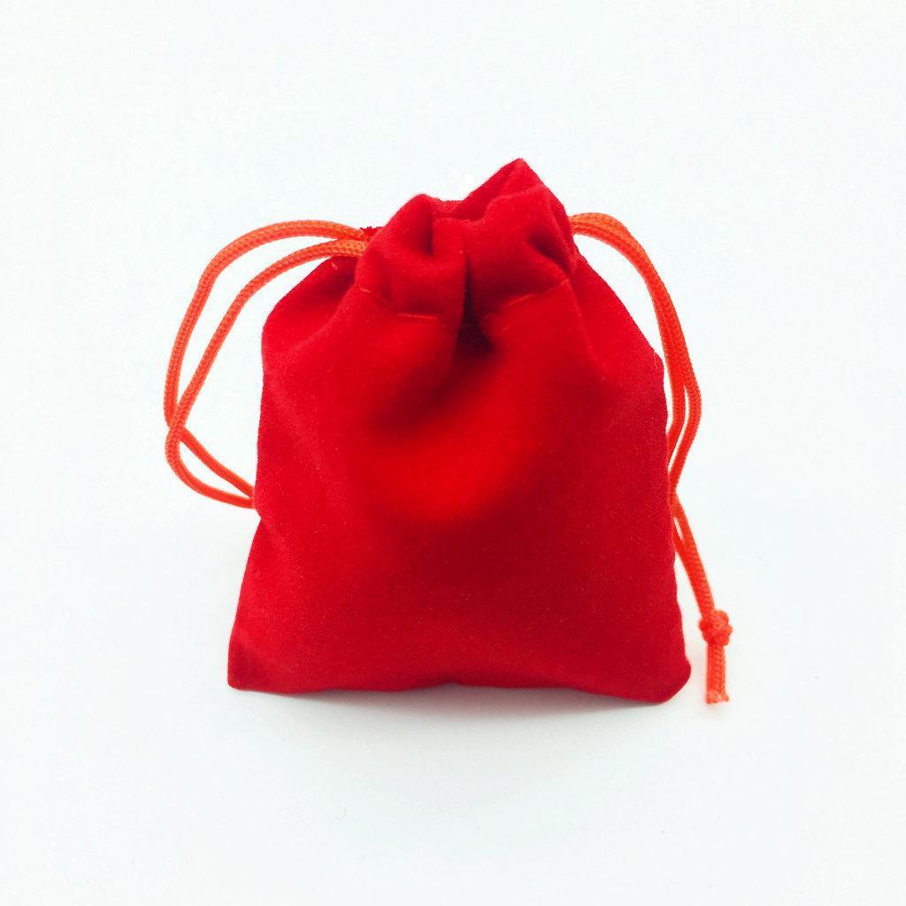 50pcs-Brillant-Velours-Bijoux-avec-cordon-de-serrage-Sac-Cadeau-Pochettes-Mariage-Anniversaire miniature 6