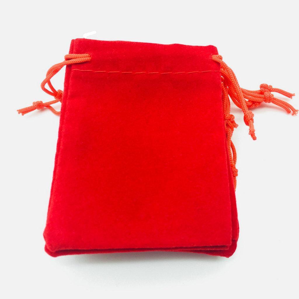 50pcs-Brillant-Velours-Bijoux-avec-cordon-de-serrage-Sac-Cadeau-Pochettes-Mariage-Anniversaire miniature 9