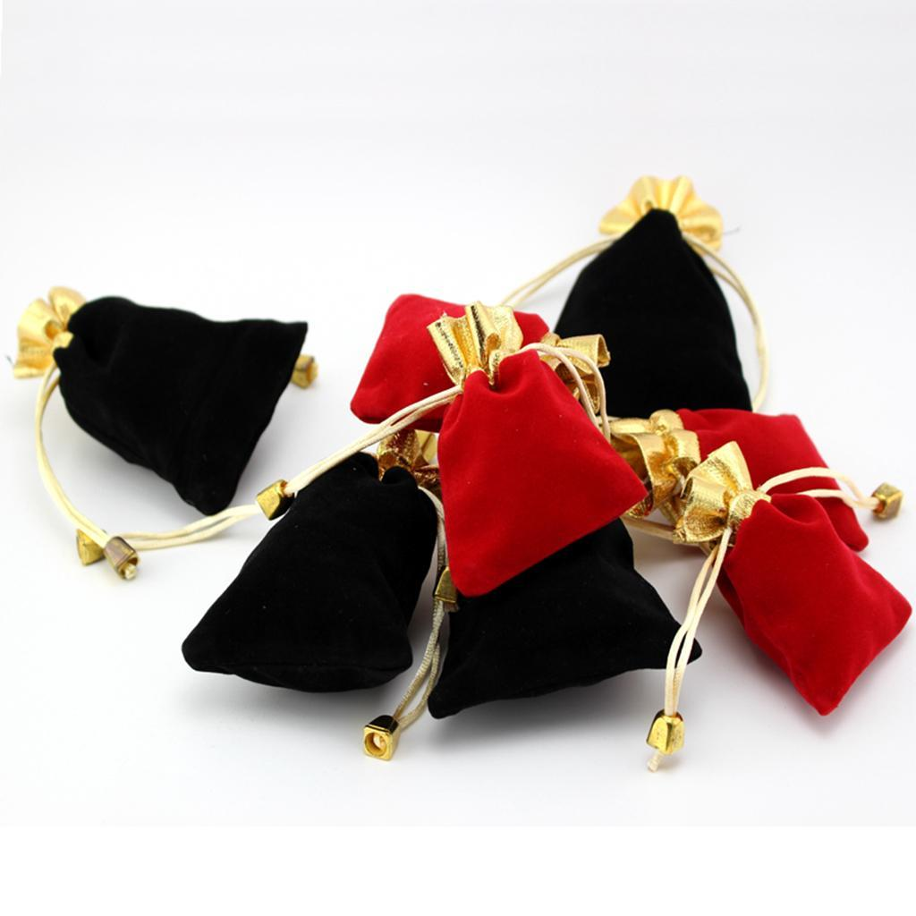 10Pcs-Velvet-Gift-Bags-Drawstring-Jewelry-Pouches-Candy-Bags-Wedding-Favors thumbnail 7