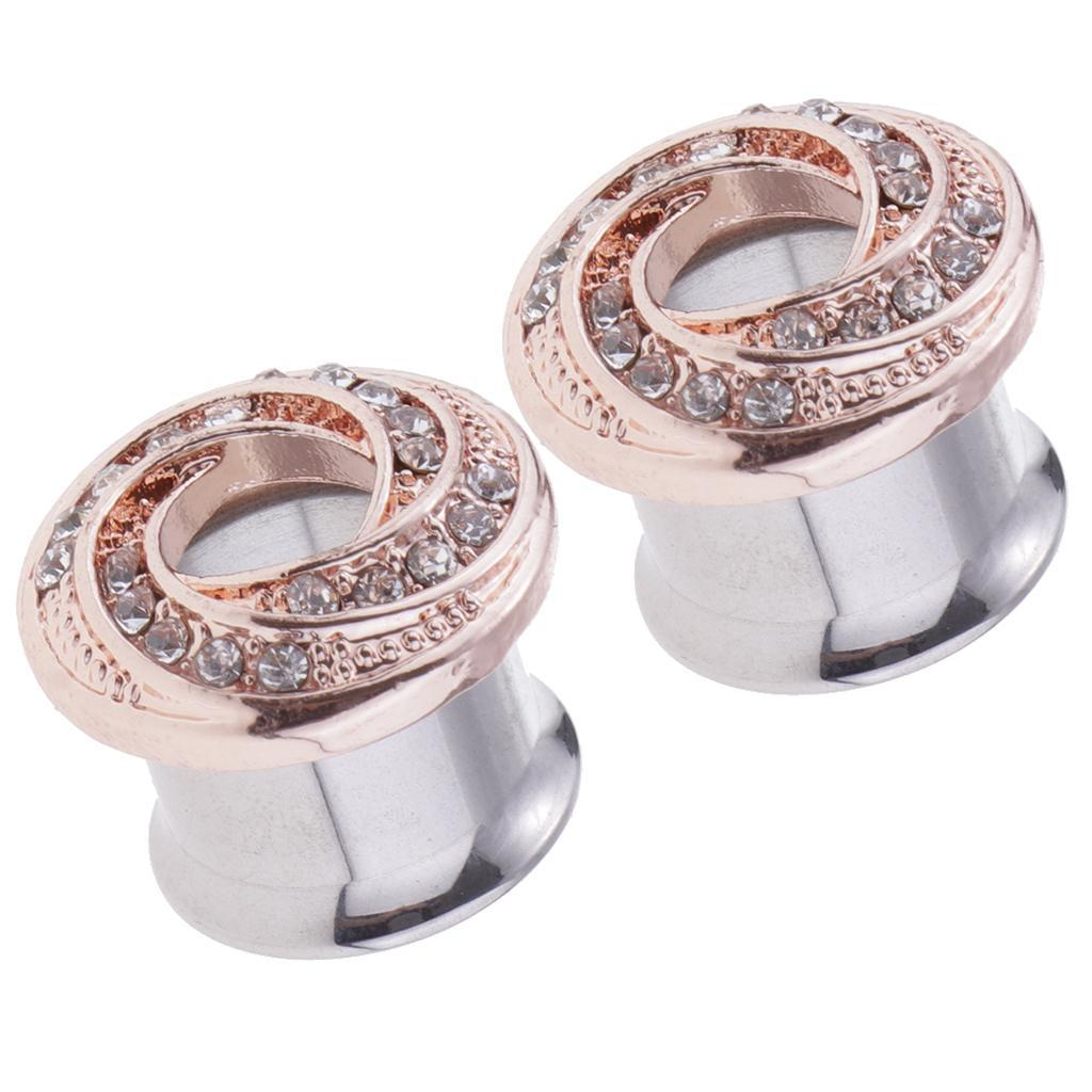 Piercing-per-orecchio-in-acciaio-inossidabile miniatura 10