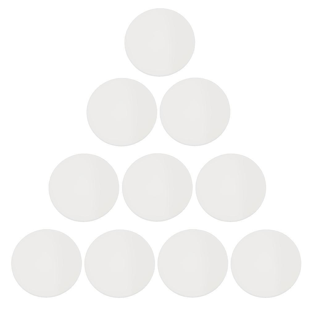10-Pezzi-1mm-Di-Vetro-Minerale-Di-Spessore-Piatto-Per-Sostituire-Parti miniatura 28