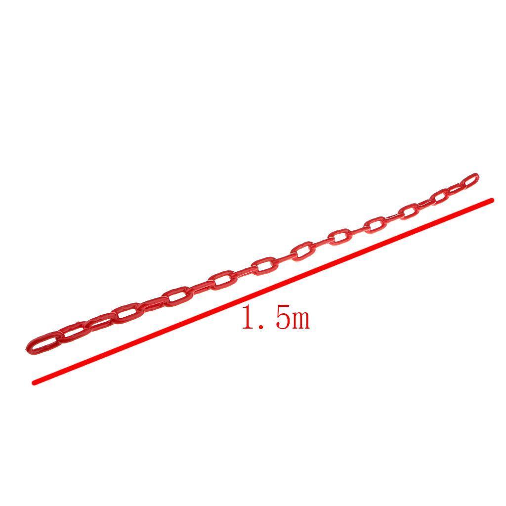 Garden-Swing-Set-Seat-Rope-Hanging-Strap-Connector-Metal-Chain-Kid-Adult-Outdoor miniatuur 64