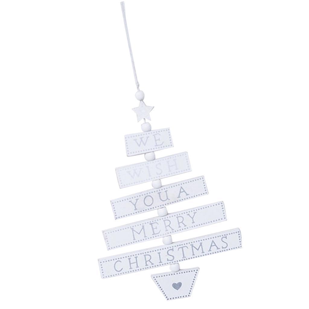 Natale-di-scrittura-del-messaggio-di-Natale-del-partito-dell-039-albero-di-forma miniatura 10