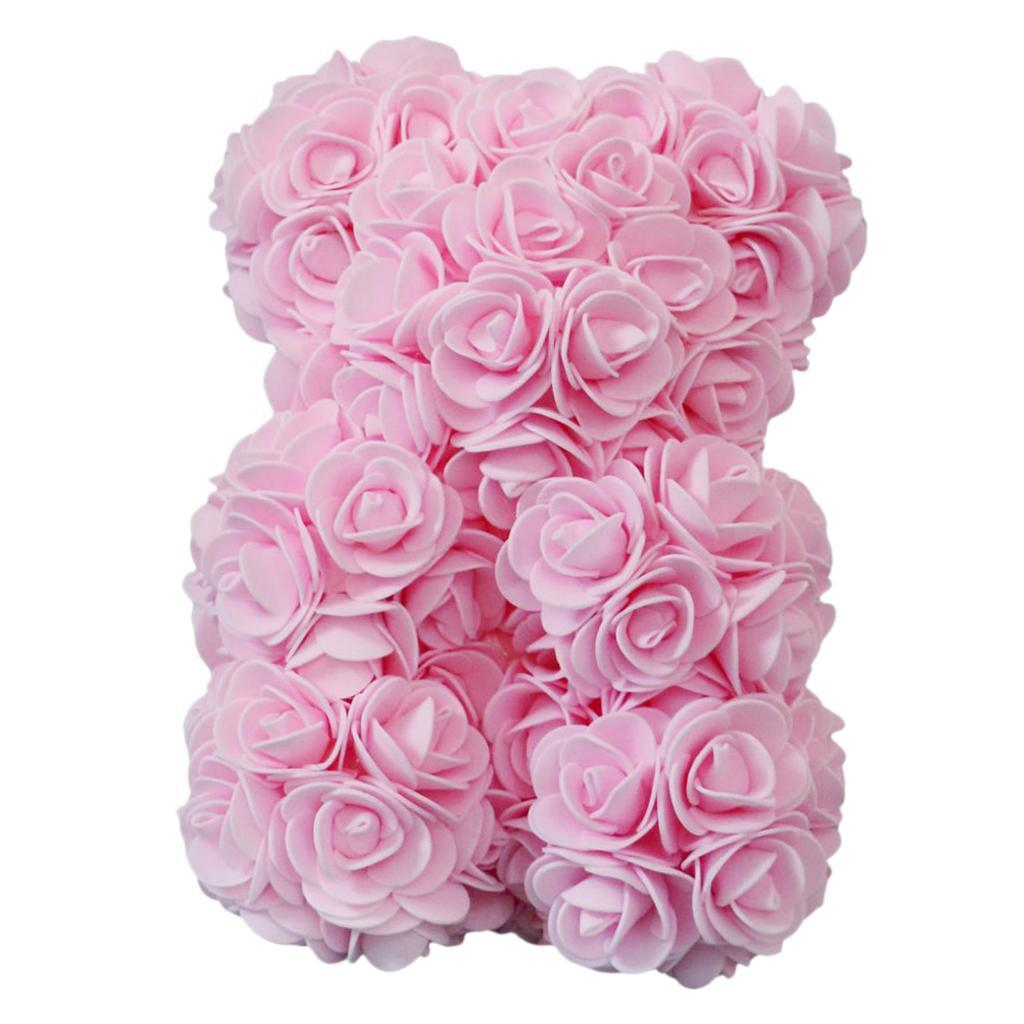 Rose-Bear-Teddy-Bear-Forever-Artificial-Flowers-Anniversary-Valentines-Gifts thumbnail 19