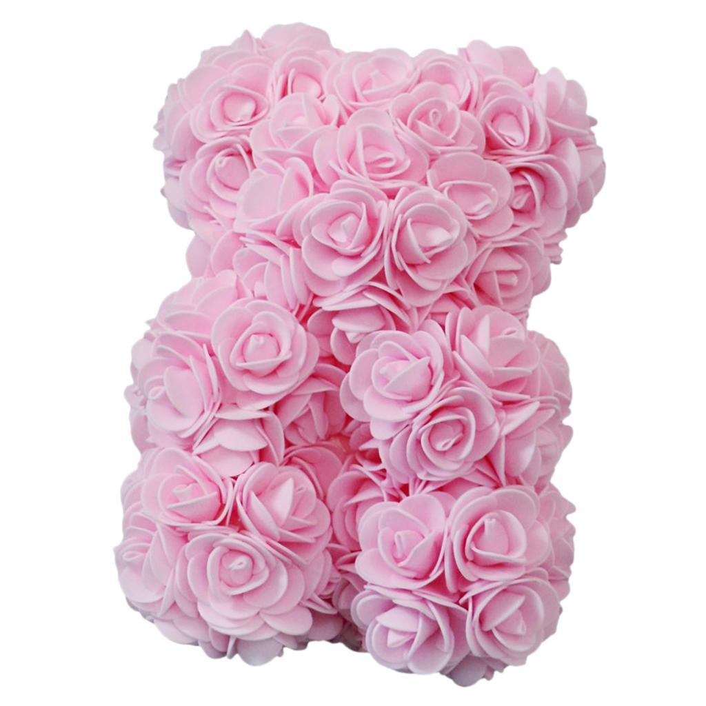 Rose-Bear-Teddy-Bear-Forever-Artificial-Flowers-Anniversary-Valentines-Gifts thumbnail 20