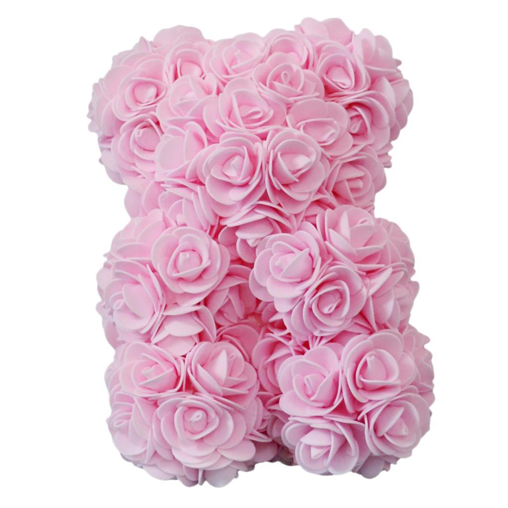 Rose-Bear-Teddy-Bear-Forever-Artificial-Flowers-Anniversary-Valentines-Gifts thumbnail 21