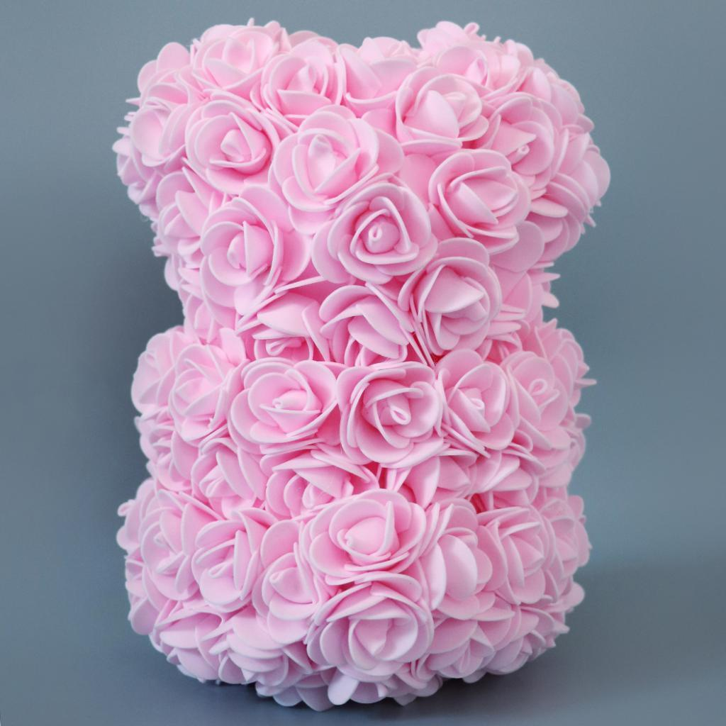 Rose-Bear-Teddy-Bear-Forever-Artificial-Flowers-Anniversary-Valentines-Gifts thumbnail 22