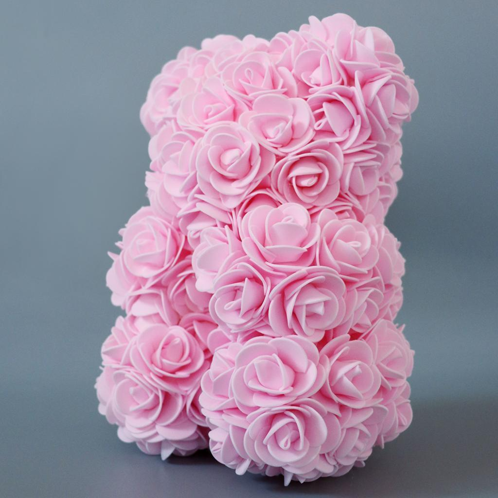 Rose-Bear-Teddy-Bear-Forever-Artificial-Flowers-Anniversary-Valentines-Gifts thumbnail 25