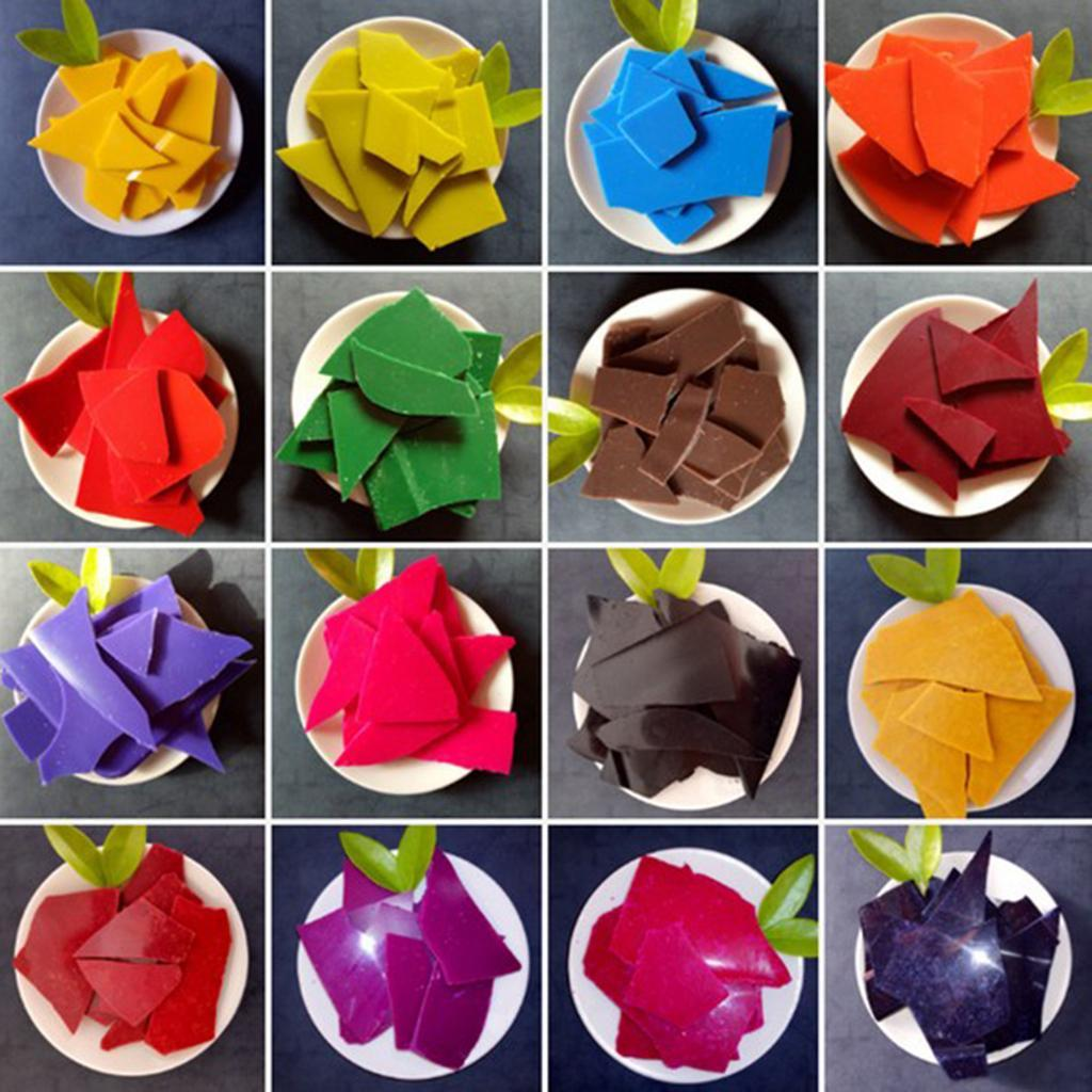 5g-0-18oz-Natural-Wax-Candle-Dye-Flakes-Chips-Material-for-Soy-Wax-Paraffin thumbnail 13