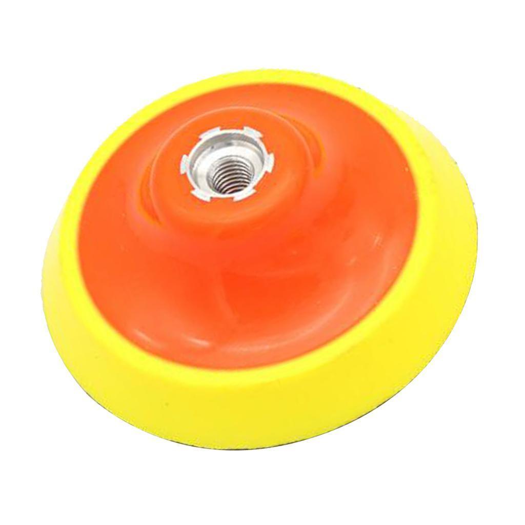 Plastic-Metal-Electric-Rotary-Backing-Plate-Pad-Car-Polishing-Buffing-Pads thumbnail 12