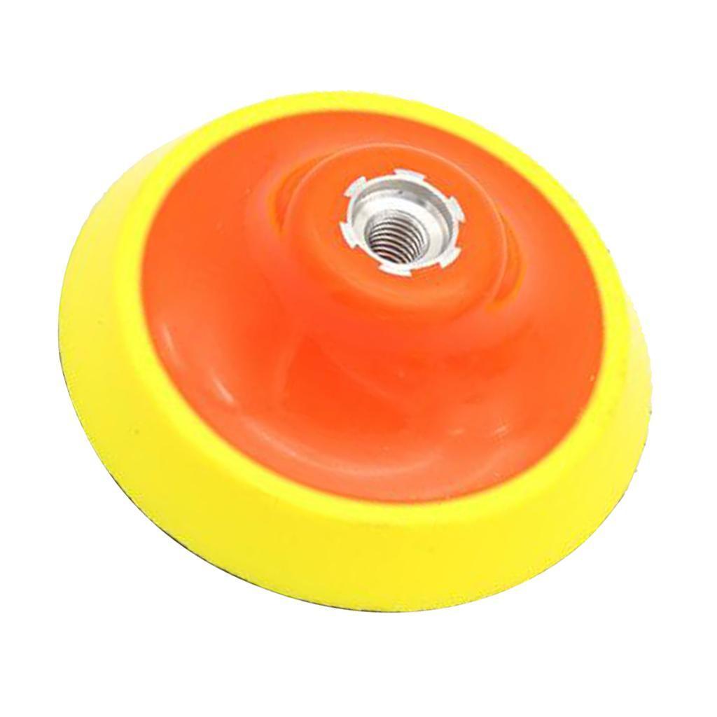 Electric-Hook-and-Loop-Backing-Pad-Fits-for-Car-Waxing-Polishing-Grinding thumbnail 13
