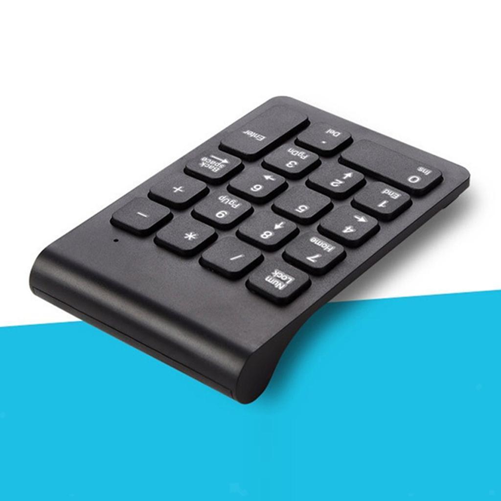 Wireless-2-4G-USB-18Key-Number-Pad-Numeric-Keypad-Keyboard-For-PC-Laptop thumbnail 3