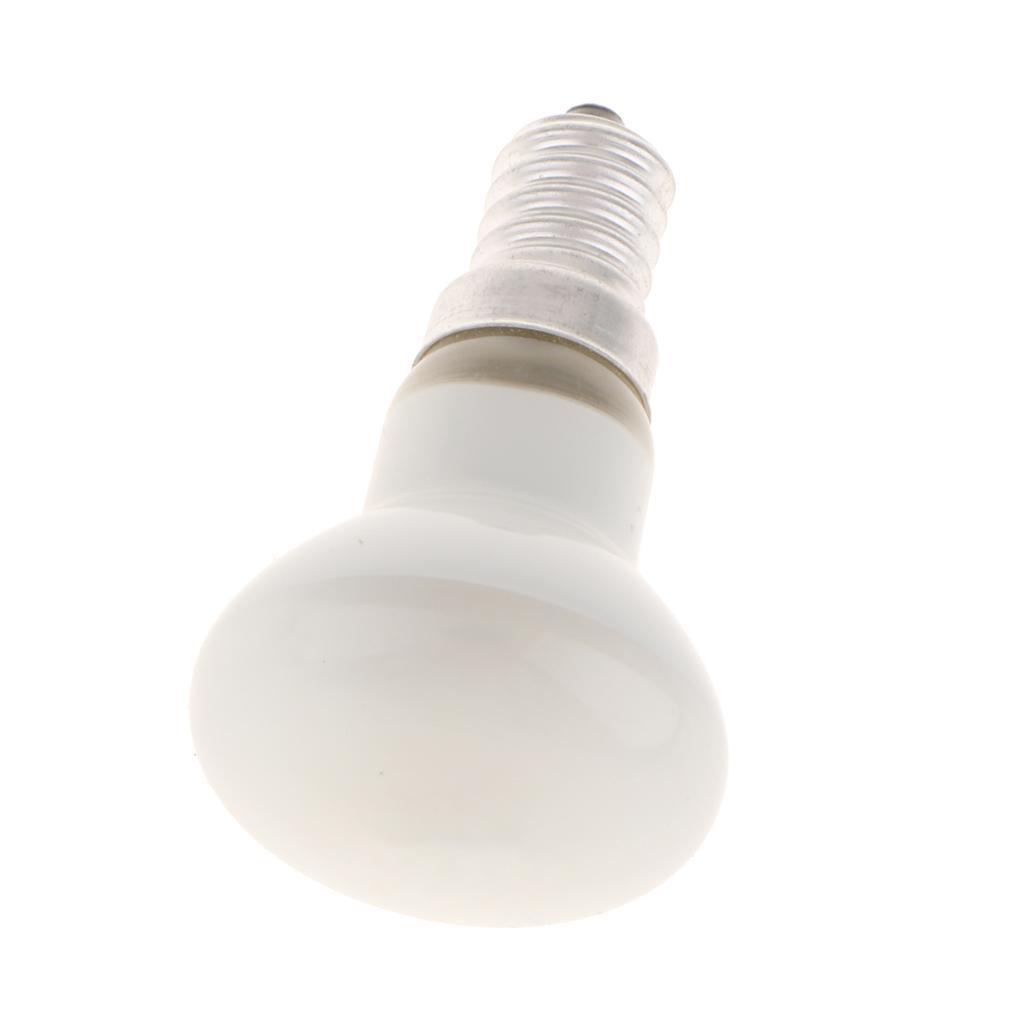 10pcs-Ampoules-a-Reflecteur-SES-E14-Lumiere-Decoration-pour-Chambre-Salon miniature 6