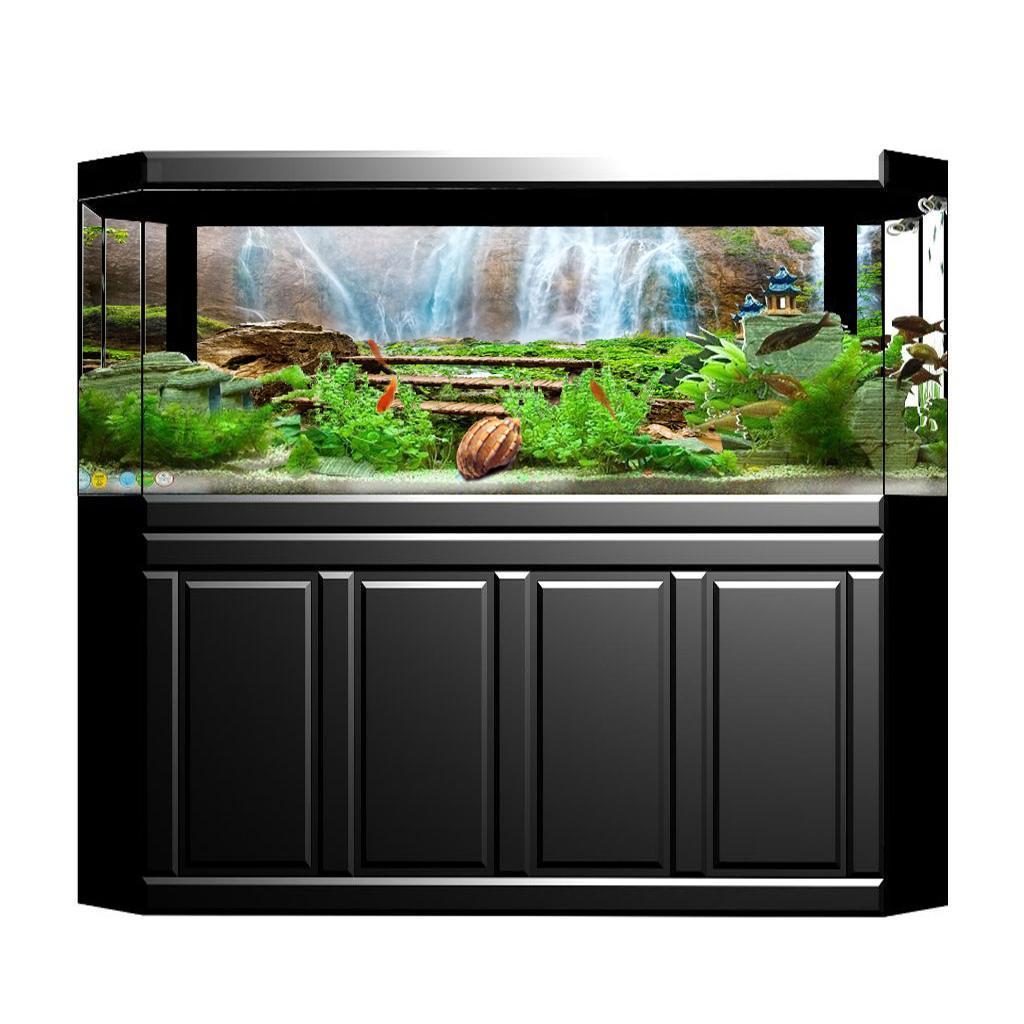 3D-High-Definition-Background-Paper-Wallpaper-Decor-for-Aquarium-Fish-Tank thumbnail 17