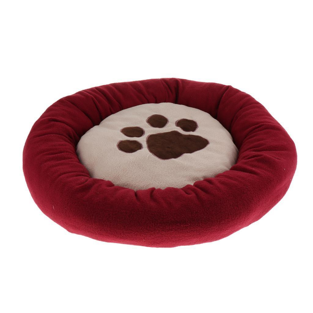 Indexbild 4 - Kleine Hundebett Runde Welpen Bett Weiche Niedliche Haustier Bett Kissen