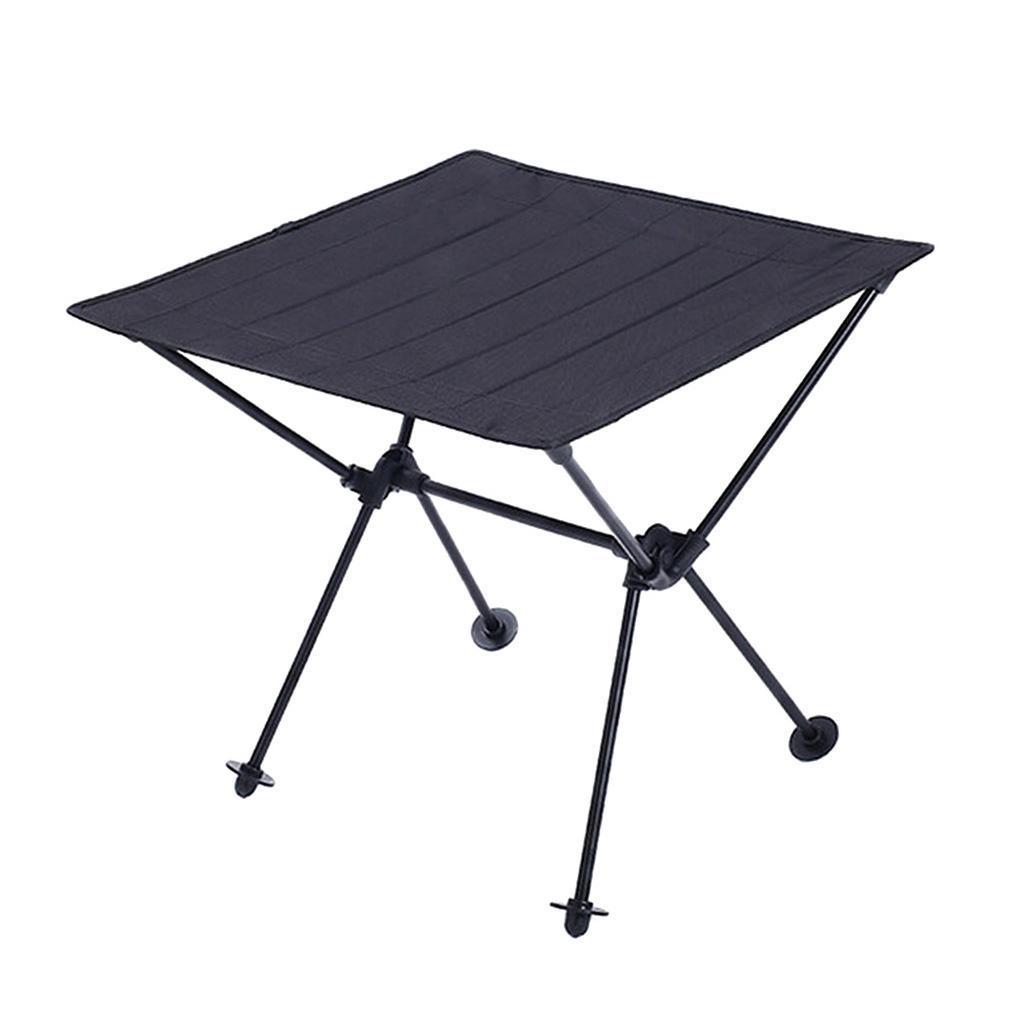 Tavolino-Pieghevole-In-Lega-Di-Alluminio-Accessori-di-Giardino-e-Picnic miniatura 17
