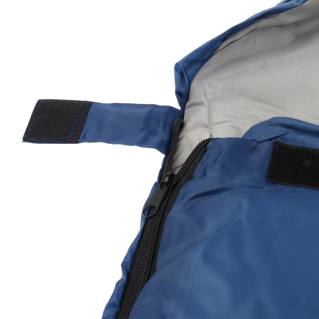 Camping-Sac-de-Couchage-Accessoire-COuchage-de-Plein-Air-Randonnee miniature 3