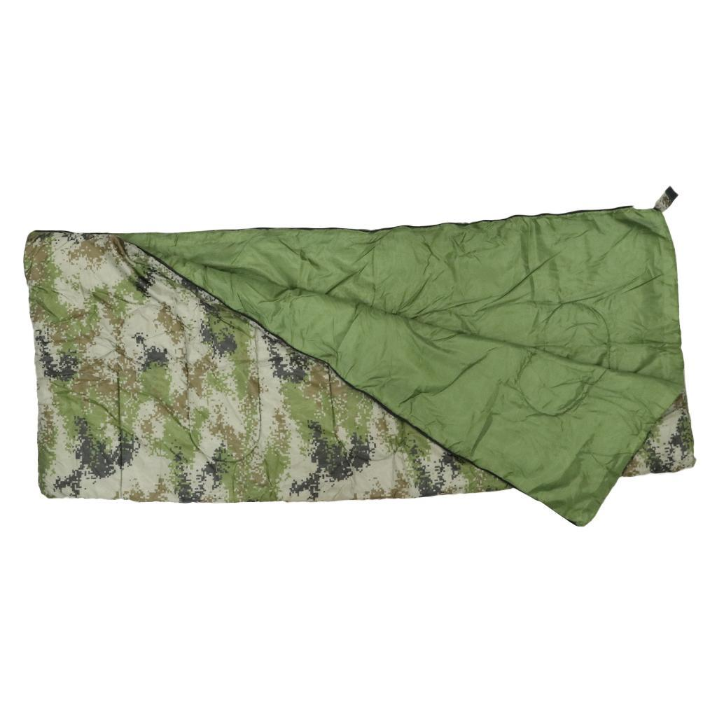 3-SEASON-WATERPROOF-OUTDOOR-CAMPING-HIKING-CASE-ENVELOPE-SINGLE-SLEEPING-BAG thumbnail 3