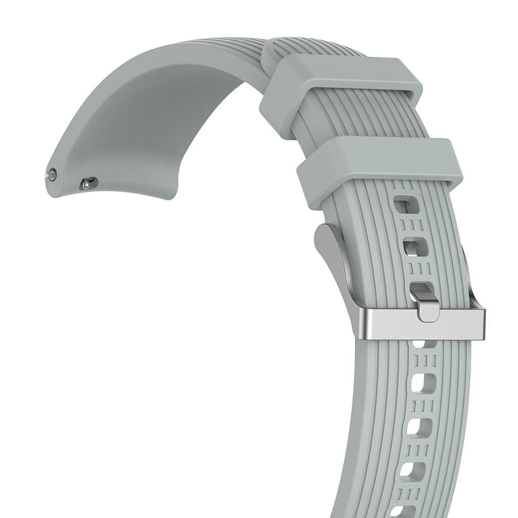 Watch-Bracelet-Non-toxic-Tasteless-Wristband-Starp-for-Galaxy-Watch-Active thumbnail 5