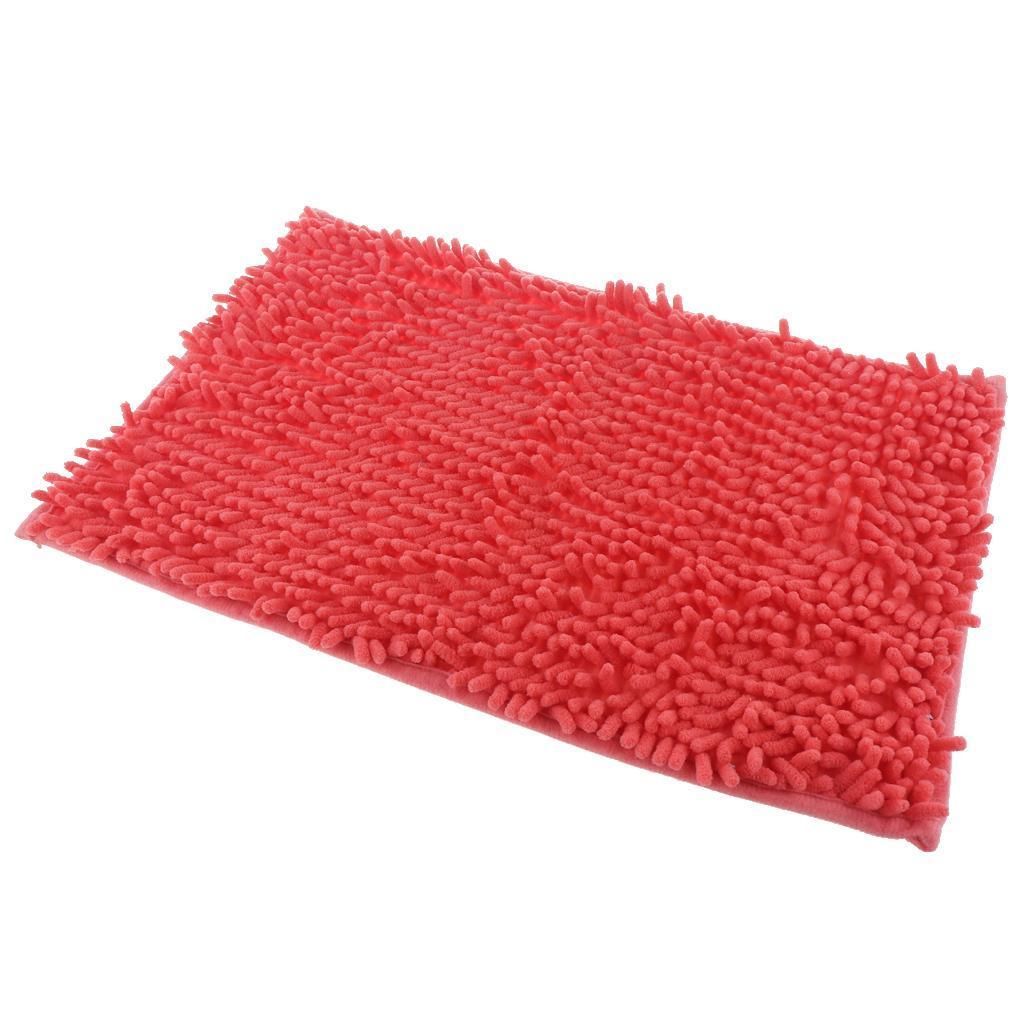 miniatura 6 - Tappeti-antiscivolo-in-microfibra-per-il-bagno-Zerbino-da-cucina