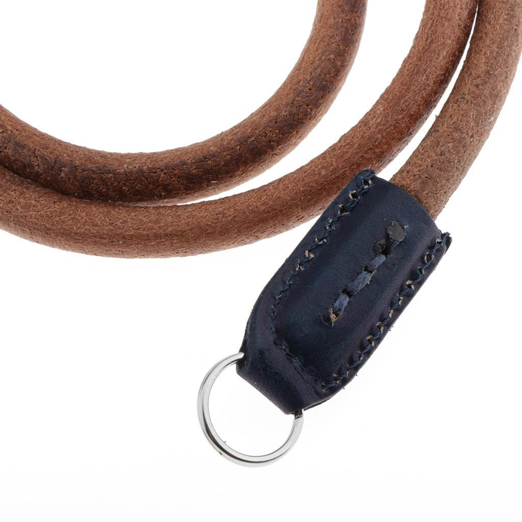 Leather-Camera-Shoulder-Neck-Strap-for-Canon-Sony-Retro-Style-Camera-Belt thumbnail 7
