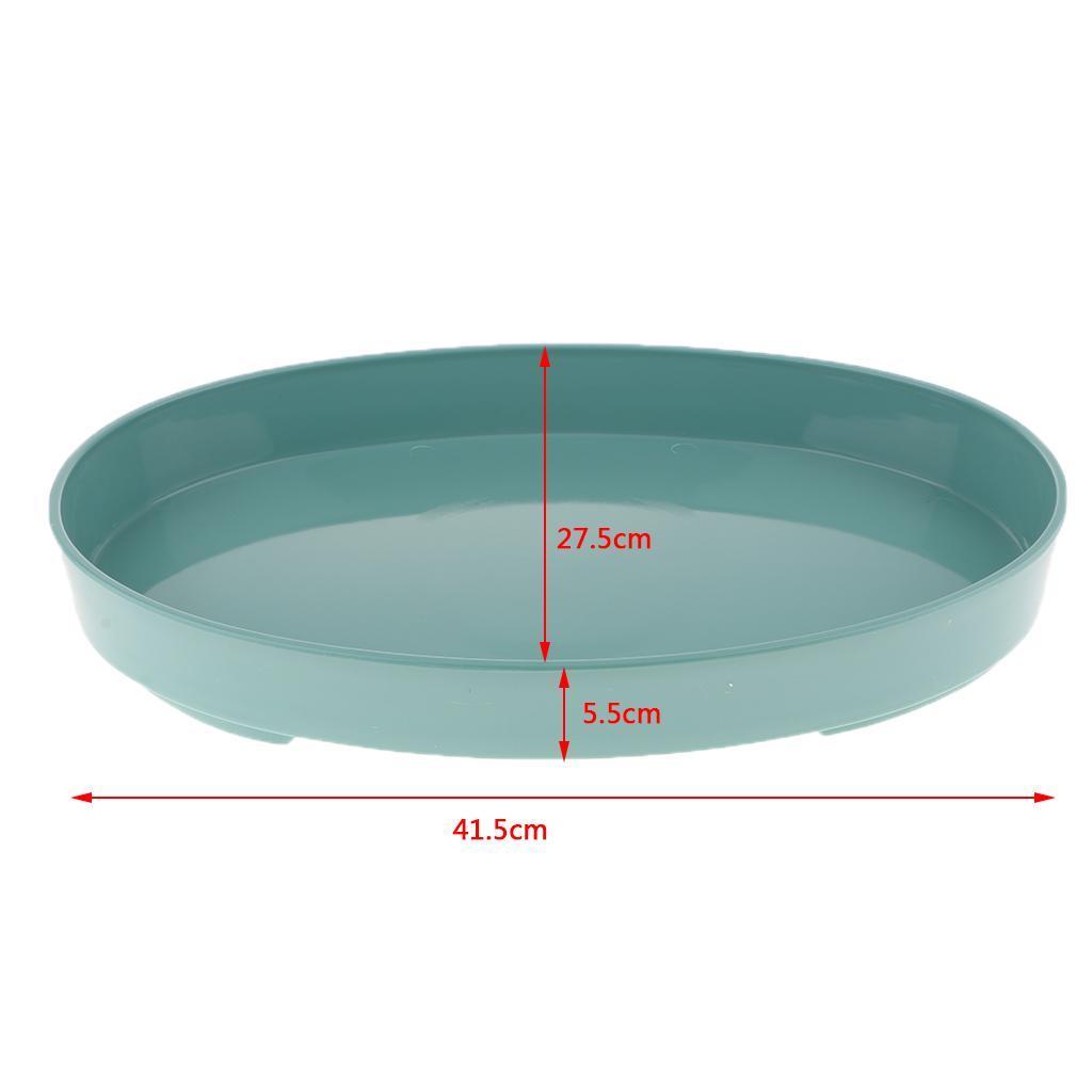 Ikebana-Suiban-Display-Vase-Pot-Tray-Container-for-Flower-Arrangement thumbnail 20