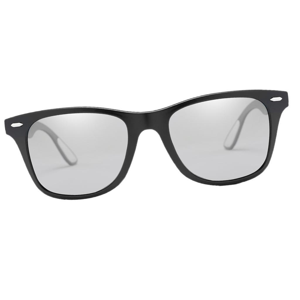 Occhiali-sportivi-Occhiali-da-sole-Occhiali-Accessori-uomo-polarizzati miniatura 4