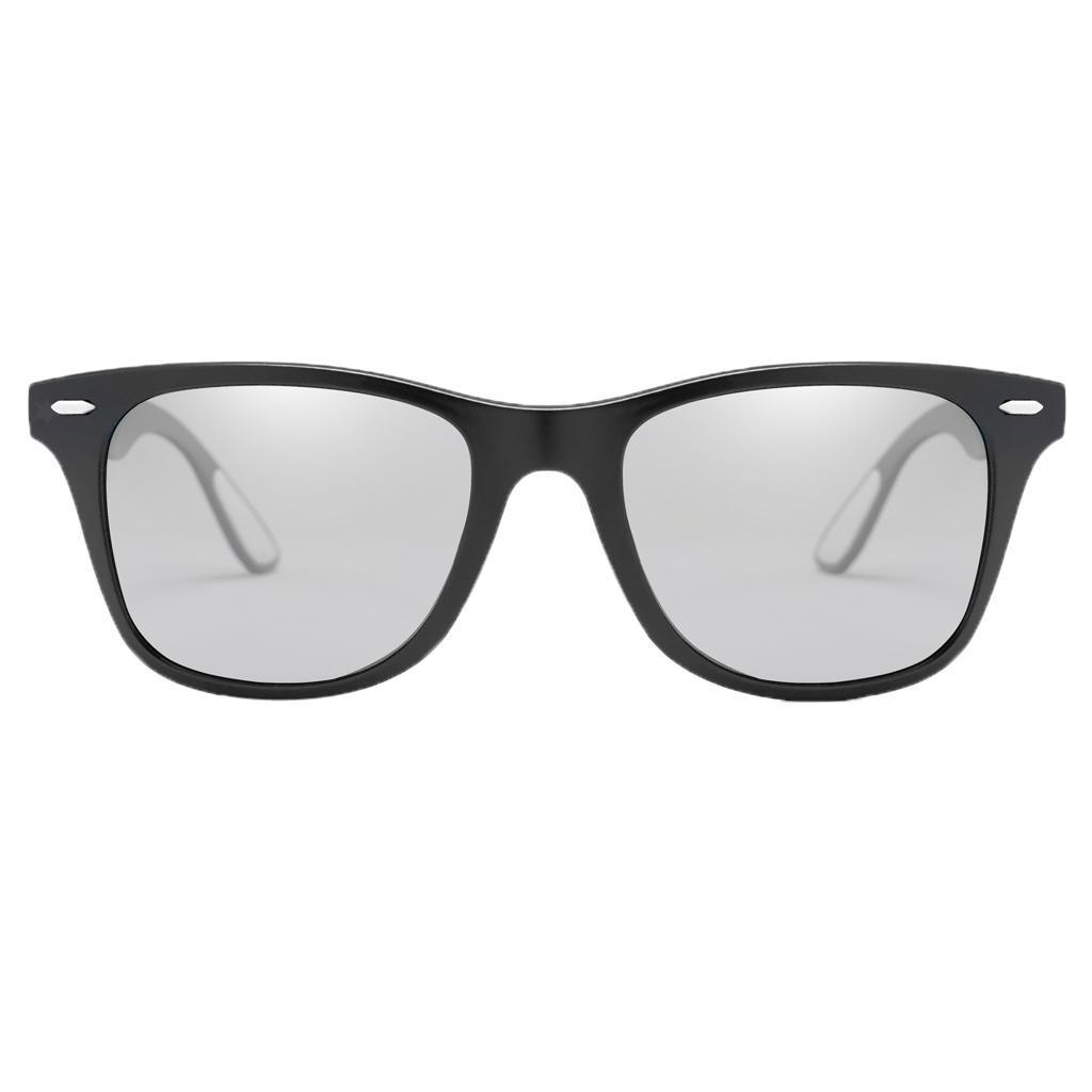Occhiali-sportivi-Occhiali-da-sole-Occhiali-Accessori-uomo-polarizzati miniatura 3