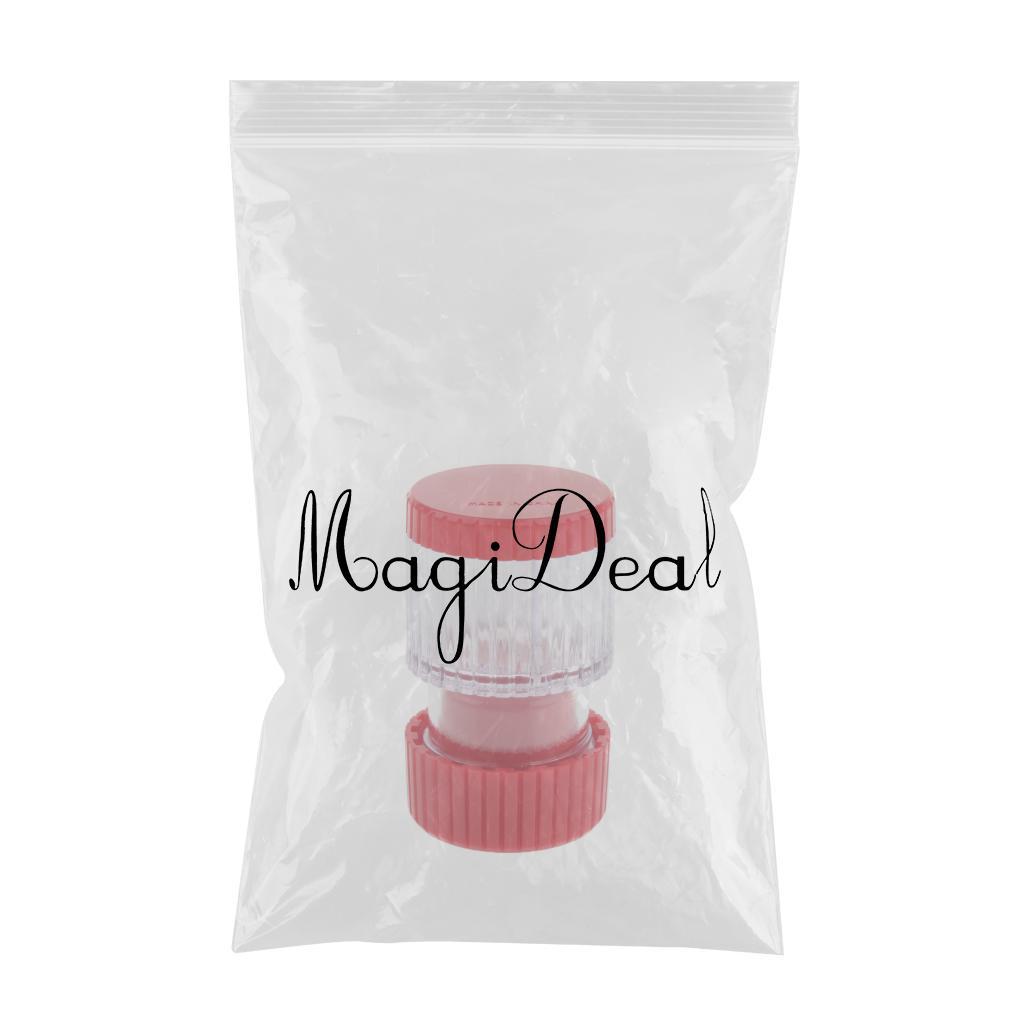 Travel 2 In 1 Pill Tablet Crusher Grinder Powder Medicine Storage Case Box