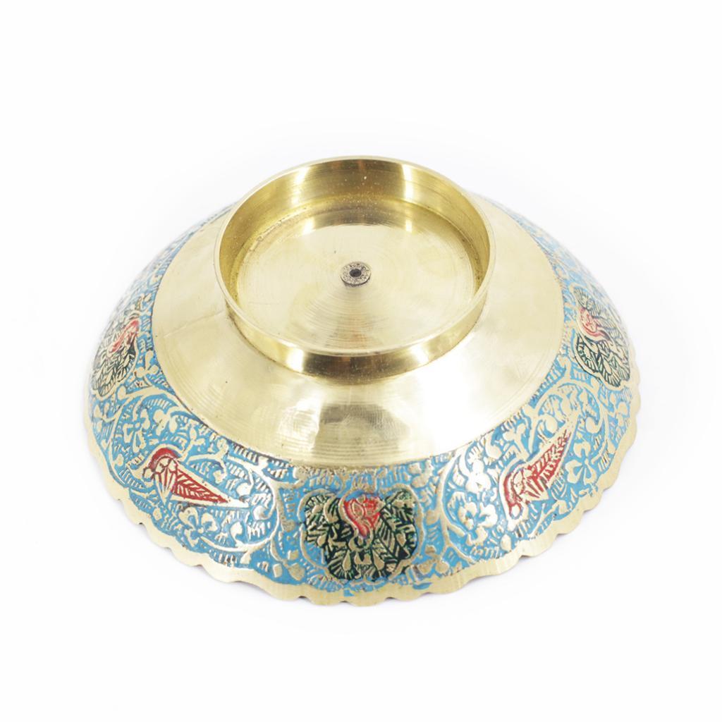 Piatta-Cibo-Casa-Servire-Tavola-Frutta-Buddismo-Decorazione-Collezioni miniatura 21
