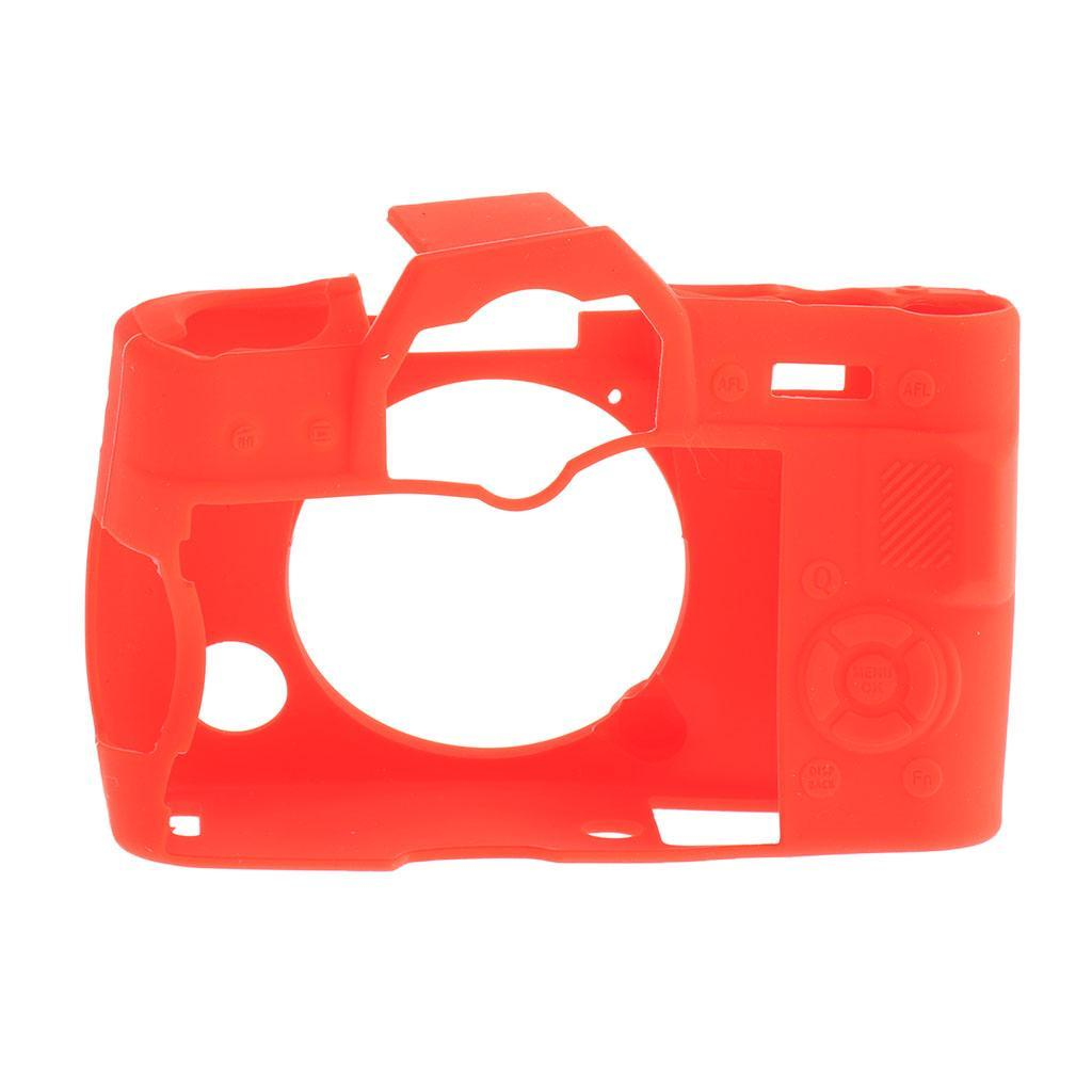 Cuerpo-De-Goma-Funda-De-Silicona-Funda-Protector-Suave-Marco-Bolsa-Para-Fuji-X-T10-X-T20 miniatura 11