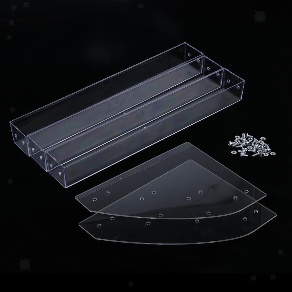 Organizzatore-Display-Espositori-Cremagliera-Abbellimenti-Per-Smalti-Negozio miniatura 8