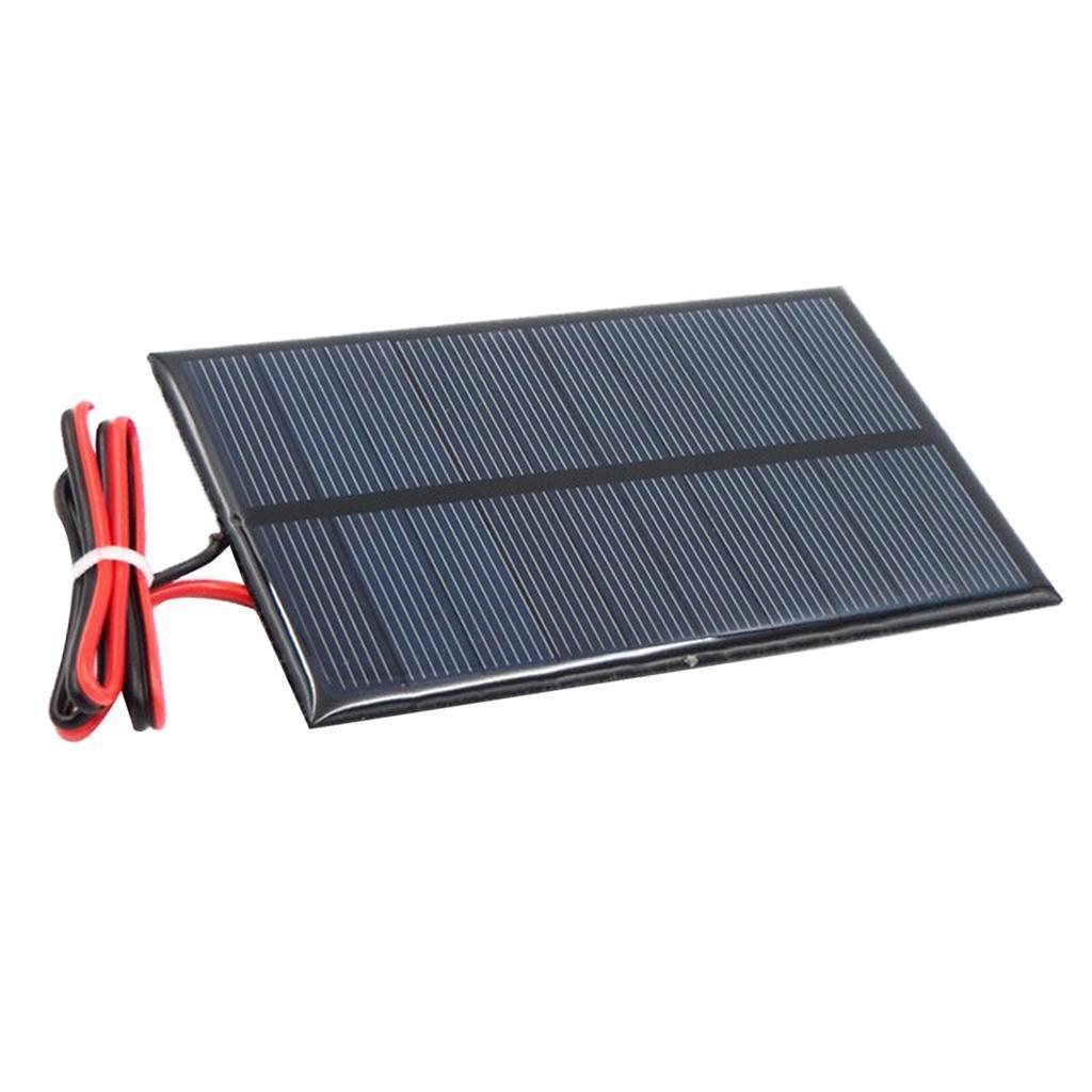 Mini-Pannello-Solare-Caricabatterie-Fai-Da-Te-Esperimenti-Scientifici miniatura 5