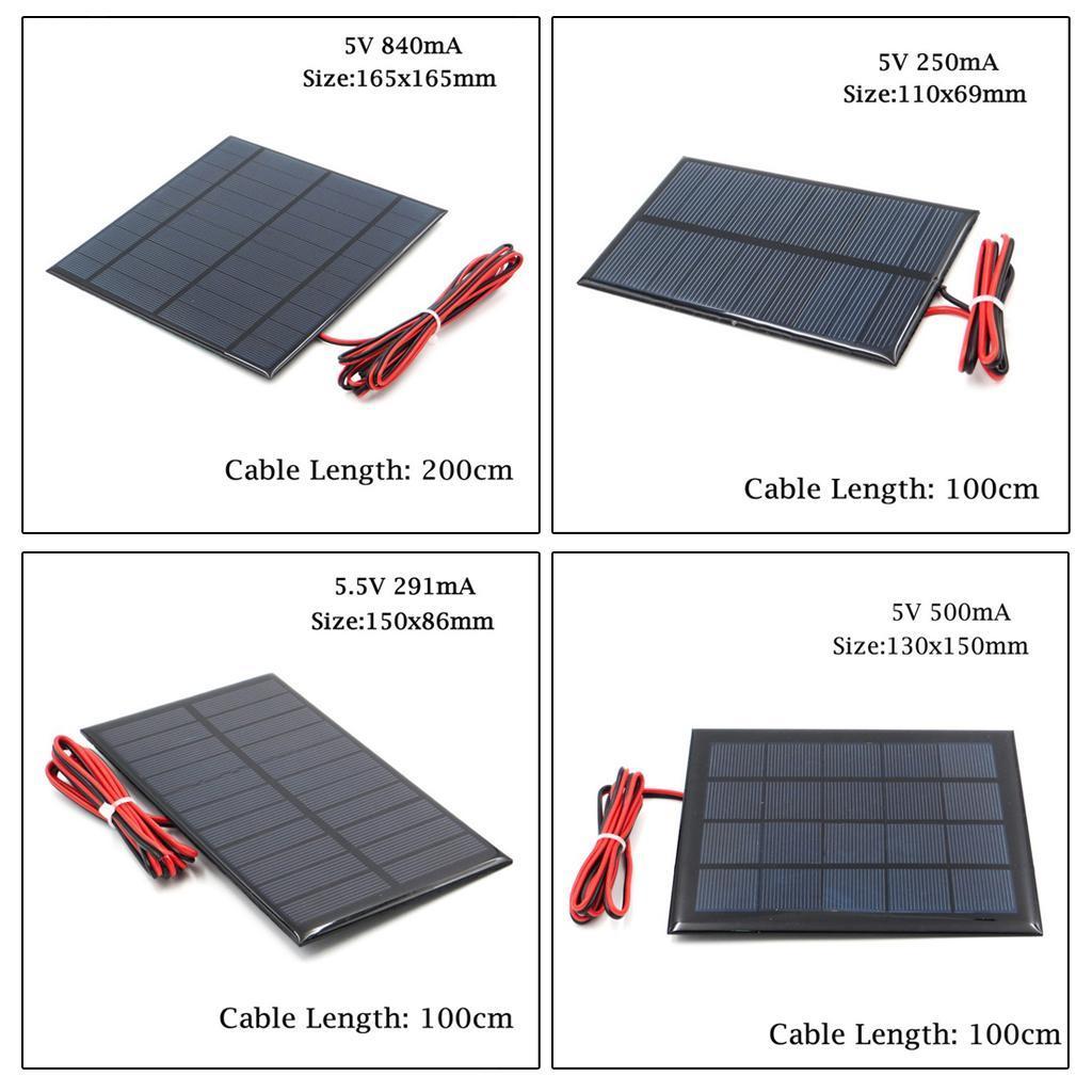 Mini-Pannello-Solare-Caricabatterie-Fai-Da-Te-Esperimenti-Scientifici miniatura 4