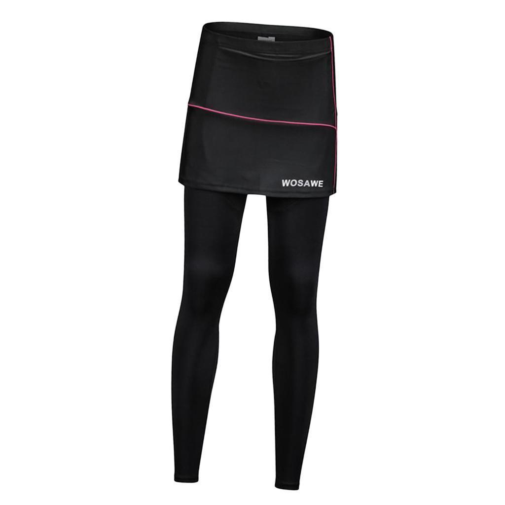 Durable-Femme-Cyclisme-Shorts-Jupe-Bicyclette-D-039-ete-Sports-Exterieur miniature 5