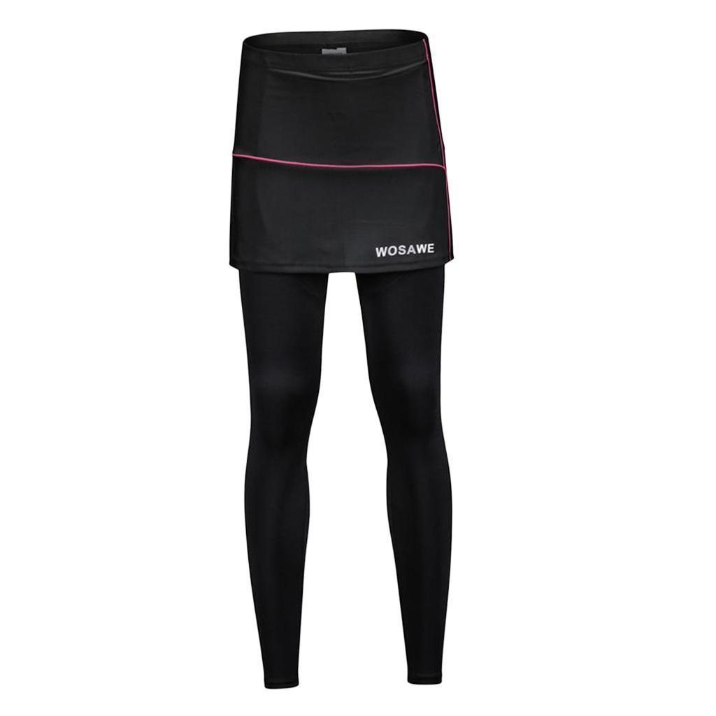 Durable-Femme-Cyclisme-Shorts-Jupe-Bicyclette-D-039-ete-Sports-Exterieur miniature 6