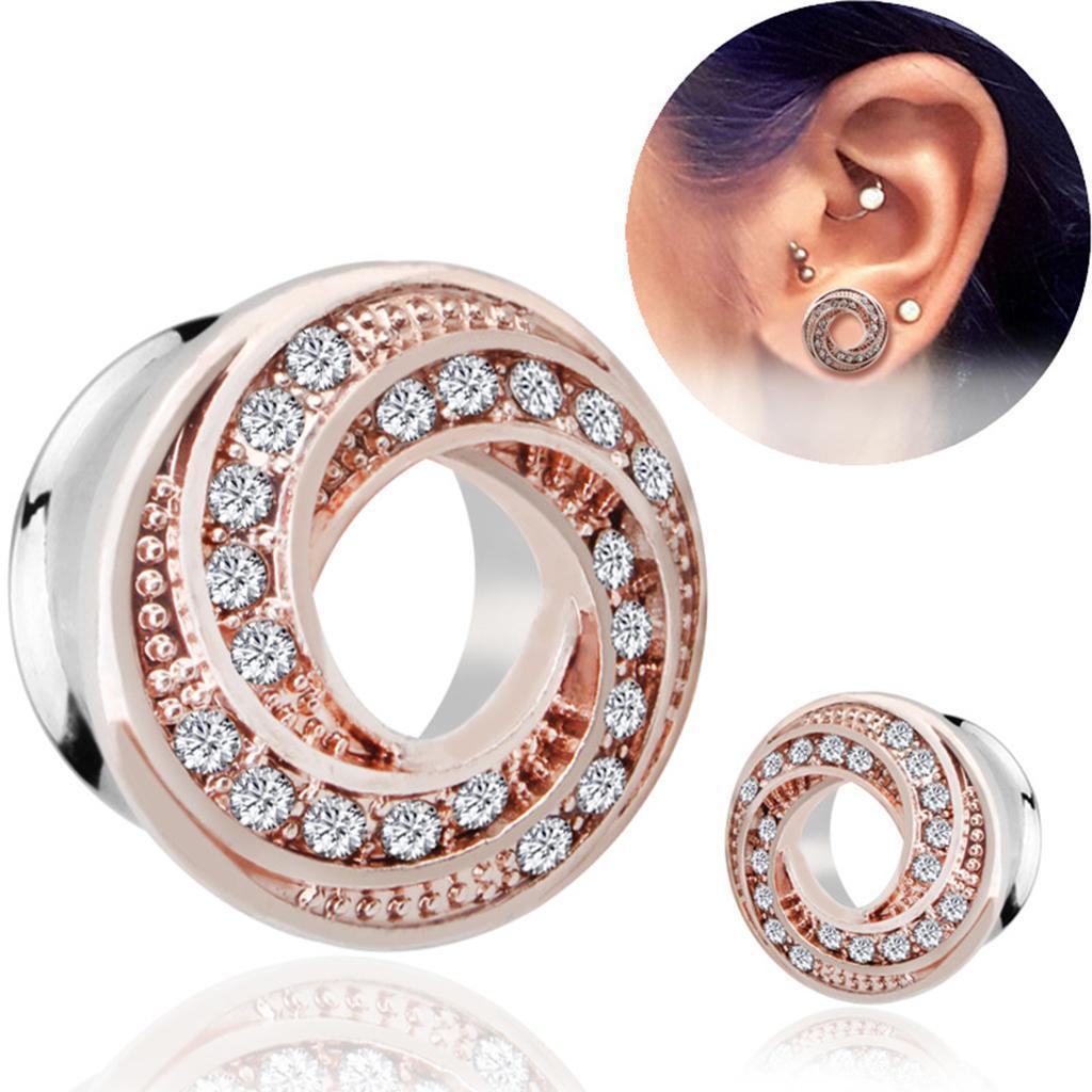 Piercing-per-orecchio-in-acciaio-inossidabile miniatura 15