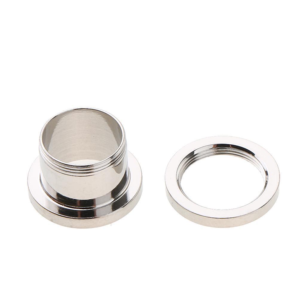 3-coppie-di-tappi-per-orecchie-in-acciaio-inox-Vite-per-tunnel-Tappi-per miniatura 14