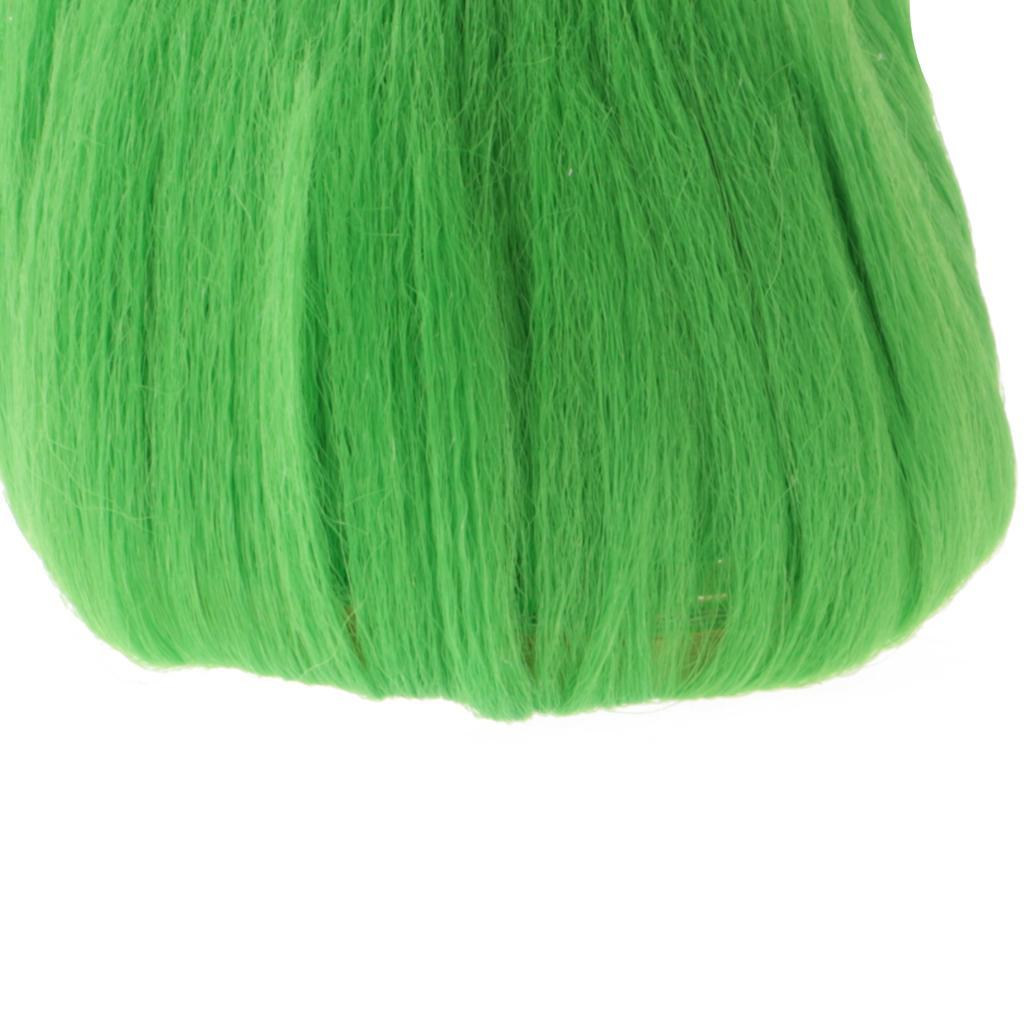 Straight-Wavy-Curly-Hair-Wig-for-18-039-039-Dolls-Clothes-Accessories thumbnail 27
