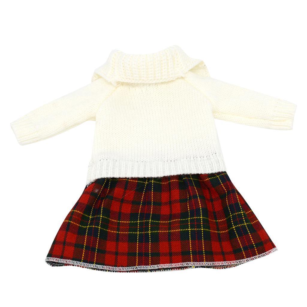 For-18-039-American-Doll-Doll-Generation-Doll-Clothes-Pajamas-Swimwear-Bikini-Shirt miniature 22